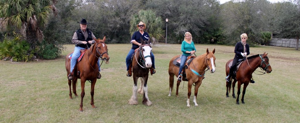 horseback trail rides Clearwater