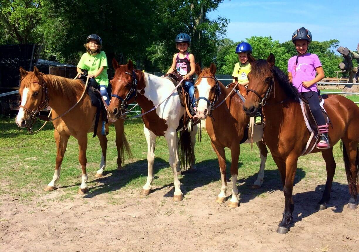 Horse Camps Horseback Riding Camps Equestrian Our Kids ...